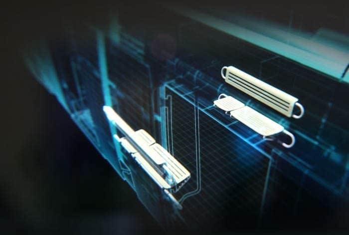 Image 3D du Citadis Alstom par Lagoon Studios animation 2D/3D et VFX