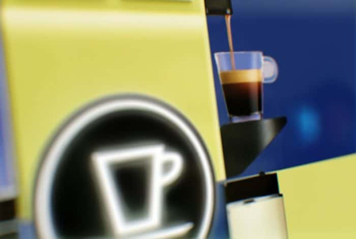Image 3d nespresso par Lagoon Studios animation 2D/3D et VFX