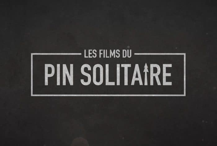 Image 2D motion design intro Films du Pin Solitaire par Lagoon Studios animation2D/3D et VFX