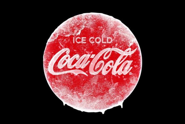 Logo coca-cola - image par Lagoon Studios - Studio d'animation 2d & 3D